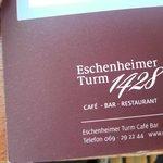 Photo of Eschenheimer Turm Cafe