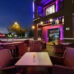 Bar Outdoor View