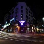 Velvet Bar & Grill Exterior View