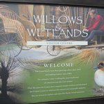 Less than a mile down the road, Willow & Wetlands Centre, very interesting good walks & fab food