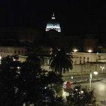La Stupenda vista della Cupola di San Pietro dalla nostra camera