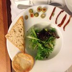Room Service: The Bruschetta dissected...