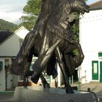 Owain Glyndwr Statue- Corwen