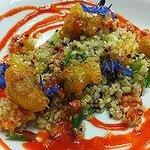 Salade de Quinoa et Tempura