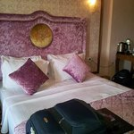 Room for three at Best Western Antea