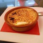 Crème brûlée à la vanille véritable - Kube 20.09.2014