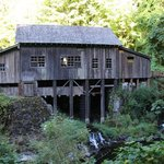 the watermill nearby