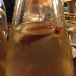 grappa aromatizzata al peperoncino, versione light