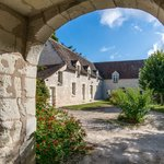 Authentic and charming farm house in Loire valley : La Milaudiere