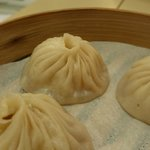 ordered xiao long bao as a side dish!!!