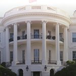 The picture of White House