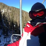 Skiing in Taos