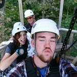 These fun guides will help through the canopy tour!