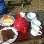 Our Tea and Cake
