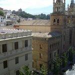 Alhambra vista dalla terrazza