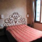 Double bedroom of room 5