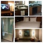 photos of hotel room