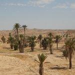 Landscape near Matmata