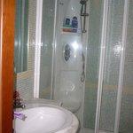 Bagno stanza 214