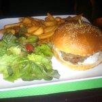 Hamburger comtois