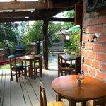 Carla's Garden Pub & Restaurant Back Stube