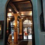 The Beautiful Lobby