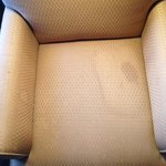 Stain on chair - Room 310