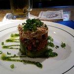 Avocado Crab Stack!