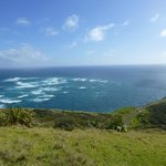 Cape Reinga - View from the hill