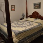 Foto de The Parlor Car Bed & Breakfast