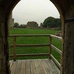Pickering Castle Door