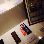 日本の統治時代の品も展示されています。撮影OKの施設です。