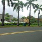 Shopping in San Juan at mall