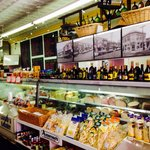 Amazing deli with a yummy selection of Italian foods