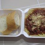 Half order of pasta