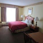 Main bed in kid suite room