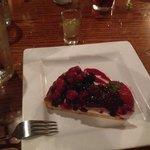 delicious berry tart