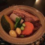 Braised pork belly..yummy
