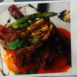 Lamb Sheeshleek @ Baghali polo