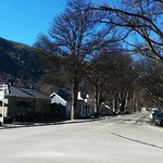 Historic houses in Arrowtown