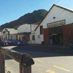 Street in Arrowtown