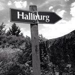 Wanderung zum Halburg