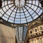 Milano: Galleria Garibaldi