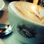 Kaffeeklatsch delicious Cappuccino!