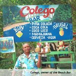 Colego Beach Bar - Playa Cayacoa