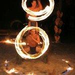 Les meilleurs danceurs de feu du Pacifique !