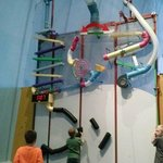 The most popular exhibit - entertains kids for ages.
