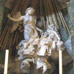 St Teresa by Bernini