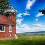 Sand Point Lighthouse, Baraga