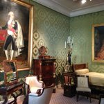 1 of the furnished rooms Musée Carnavalet